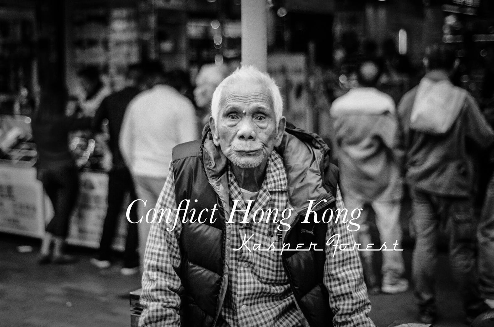 Conflict Hong Kong